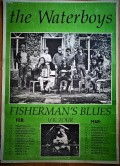 Fisherman's Blues UK Tour Poster